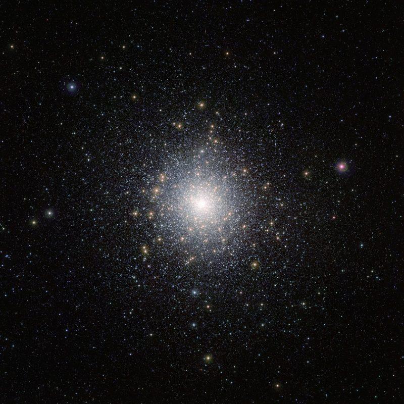 Фотография космоса в высоком разрешении (HD) | M 13 (шаровое скопление) |
