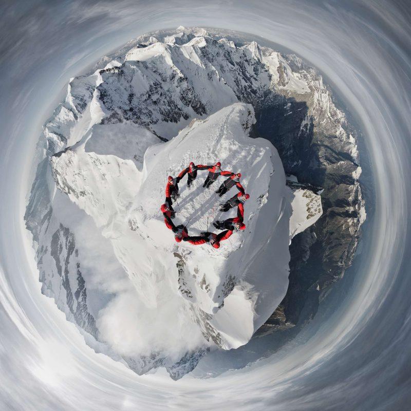 В Альпах, 2362*2362