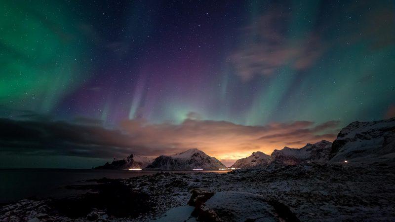 Ночь на Севере, 2048*1152
