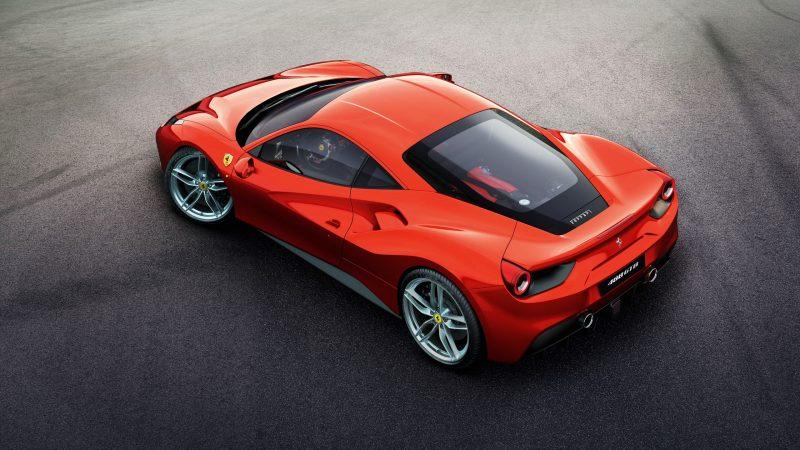 2015 ferrari 488 gtb ferrari 7000 - Лучшие фото мира. Сборник лучших фото - Ferrari 488, 3 фотографии в высоком разрешении