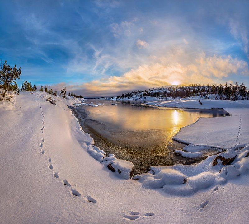 KwMnLtz11mI - Лучшие фото мира. Сборник лучших фото - Карелия. Бухты Ладожского озера