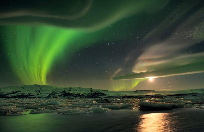 c8d0b3b475ad081aaea5f54e9fd0740b - Лучшие фото мира. Сборник лучших фото - Aurora Borealis - северное сияние, 1600*1038