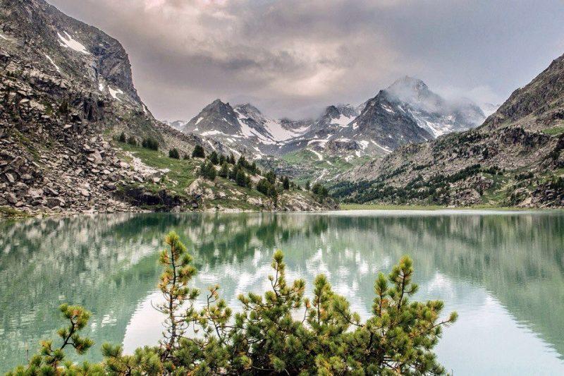 3 - Лучшие фотографии в мире - Озеро Дарашколь. Алтай (5 фото)