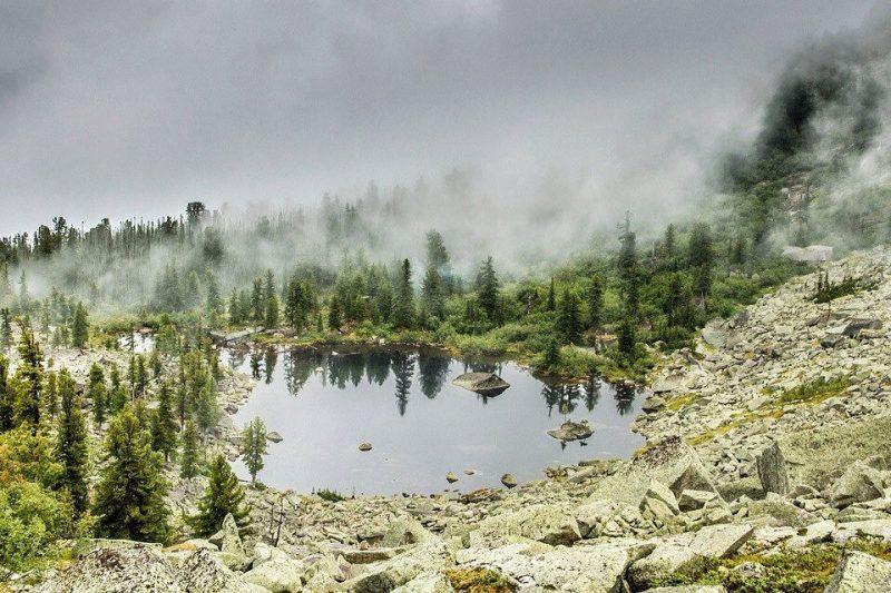 image - Лучшие фотографии в мире - Озеро Дарашколь. Алтай (5 фото)