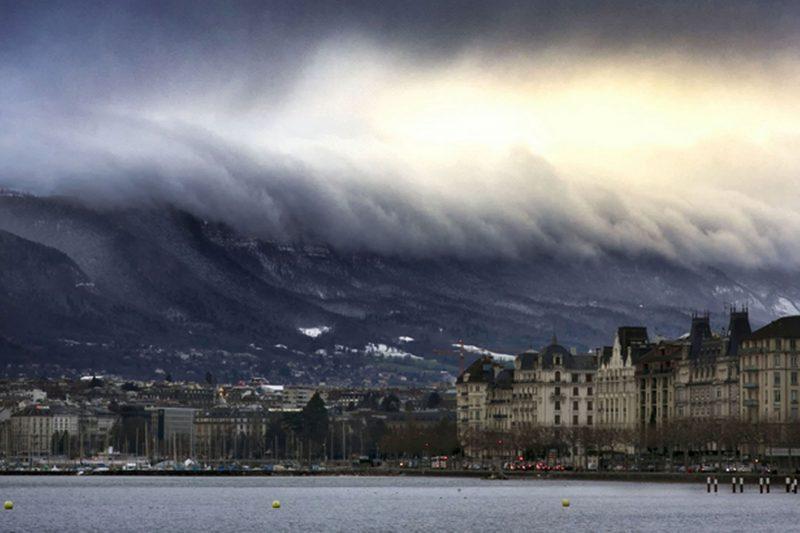 Облачное цунами