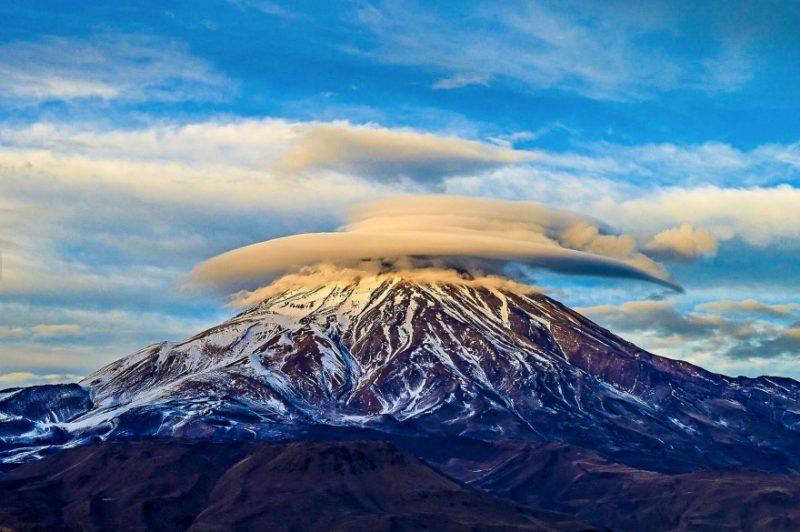 6 83 - Лучшие фото мира. Сборник лучших фото - Линзовидные облака