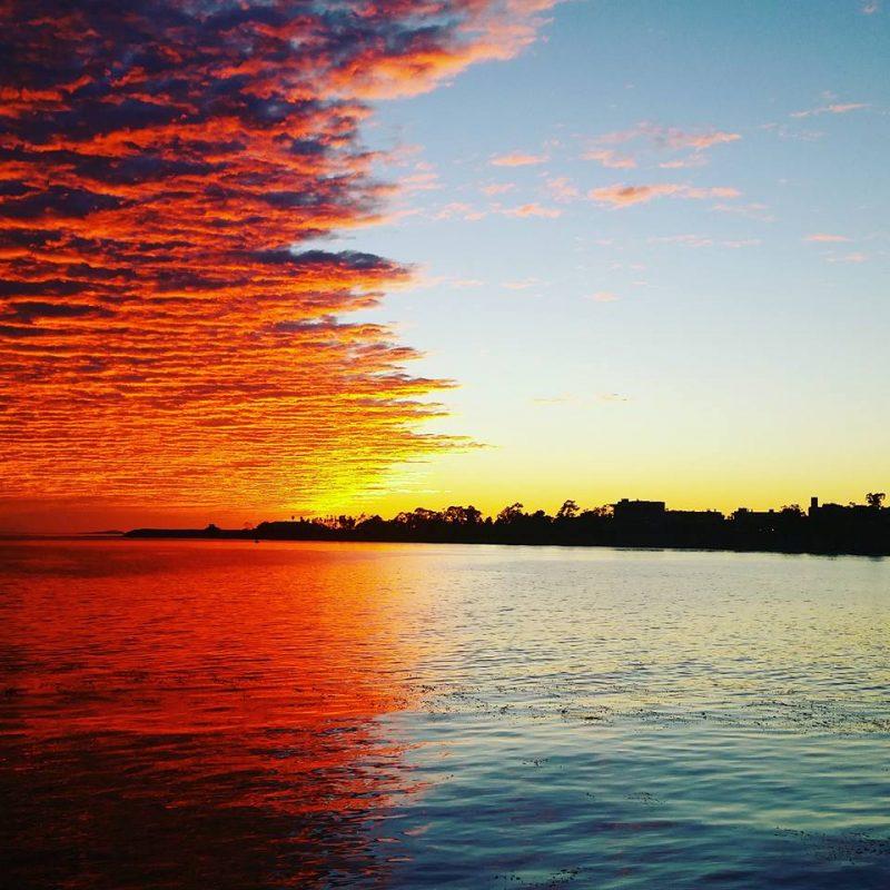 k51vtb5a78ly - Лучшие фото мира. Сборник лучших фото - Потрясающий закат!