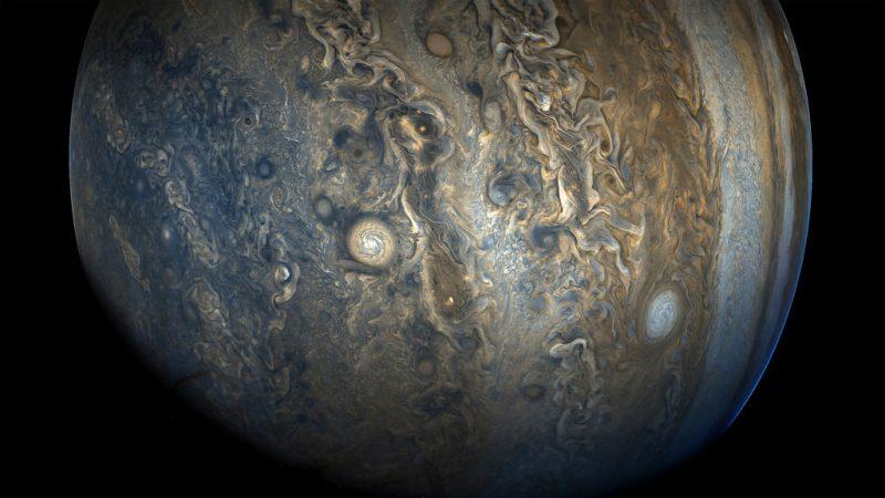1510220381241127123 - Лучшие фотографии в мире - Великолепные снимки облаков Юпитера (11 фото)