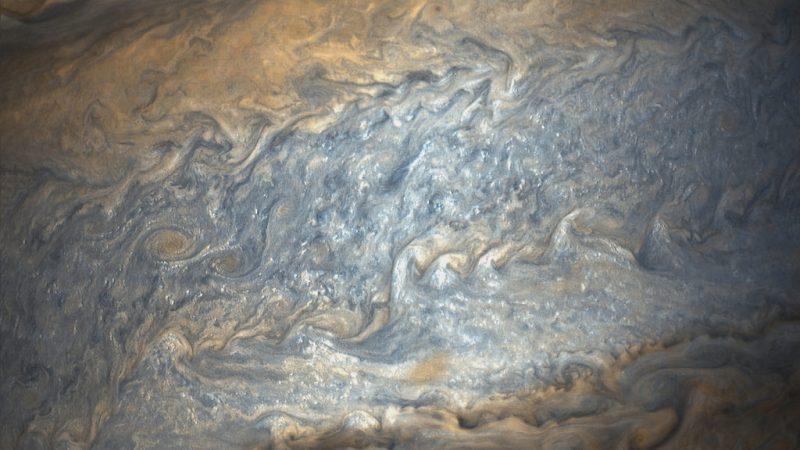 151022038421033223 - Лучшие фотографии в мире - Великолепные снимки облаков Юпитера (11 фото)