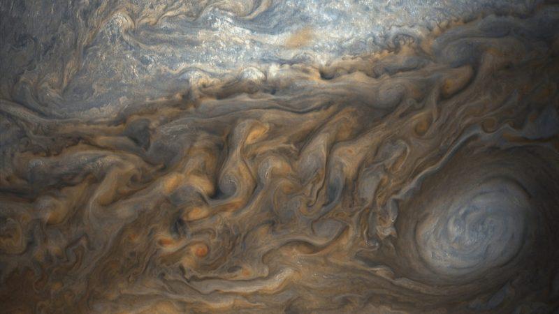 1510220385298477706 - Лучшие фотографии в мире - Великолепные снимки облаков Юпитера (11 фото)