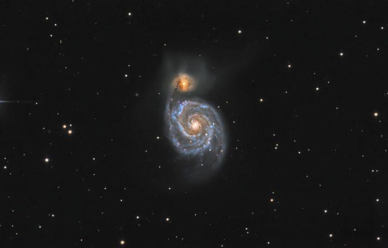 Aj0YdW0uWZk - Лучшие фото мира. Сборник лучших фото - Галактика М51